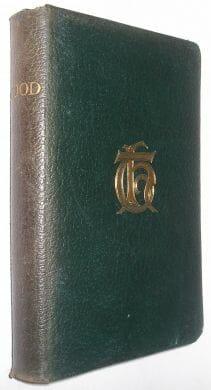 The Poetical Works Of Thomas Hood Ward Lock ca1912