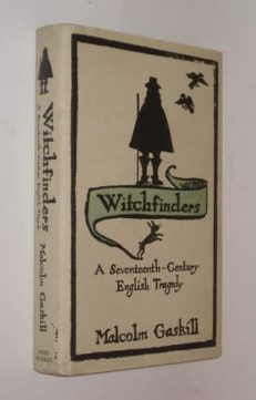 Witchfinders Malcolm Gaskill Murray 2005