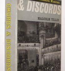 Chords & Discords Malcolm Tillis Phoenix House 1960