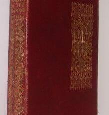 Peveril Of The Peak Sir Walter Scott Dent c1906