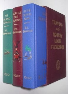 Travels With Robert Louis Stevenson Folio Society 2004