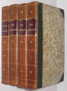 Tales Of My Landlord Jedediah Cleishbotham Scott Blackwood 1817