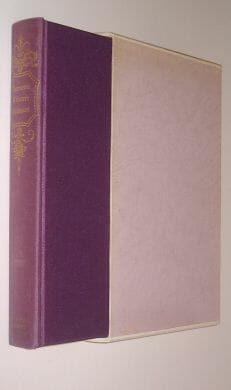 Harriette Wilson's Memoirs Folio Society 1964