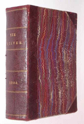 The Quiver Illustrated Magazine Cassell 1900