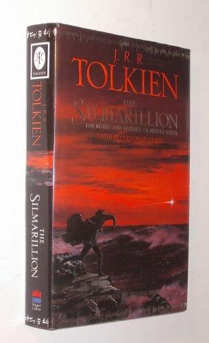 The Silmarillion by J.R.R. Tolkien HarperCollins 1998