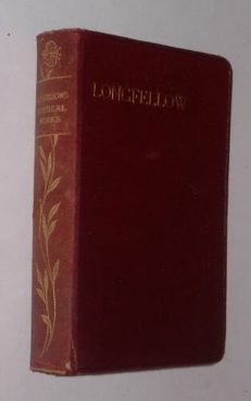 The Poetical Works Of Longfellow Frowde 1906