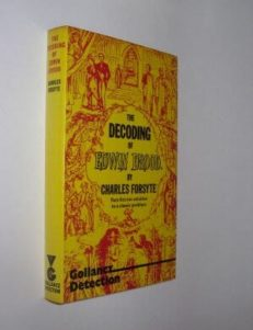 The Decoding of Edwin Drood Charles Forsyte Gollancz 1980