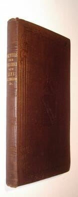 Inigo Jones A Life of The Architect Peter Cunningham Shakespeare Society 1848