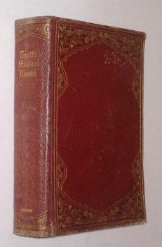 The Poetical Works Of Sir Walter Scott Milford 1921