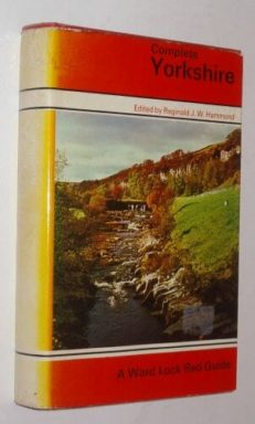 Ward Lock Red Guide Complete Yorkshire Hammond 1973