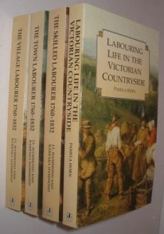 4 Volumes 18th & 19th Century History Of The Labourer Sutton 1995