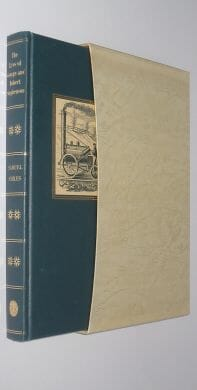 The Lives of George and Robert Stevenson Samuel Smiles Folio Society 1975