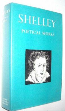 Shelley Poetical Works Hutchinson Oxford 1968