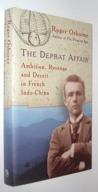 The Deprat Affair Roger Osbourne Jonathan Cape 1999