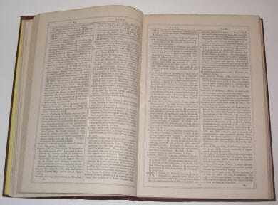 The Royal Dictionary Cyclopaedia ed. Thomas Wright London ca1860