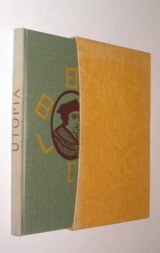 Utopia Thomas More Folio Society 1972