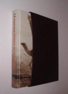 Revolt In The Desert T E Lawrence Folio Society 1986
