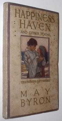 Happiness Haven and Other Poems May Byron Hodder c1923