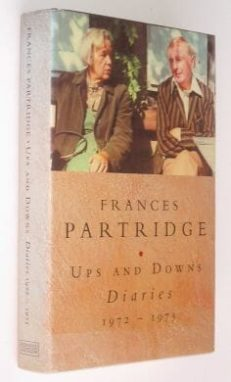 Ups And Downs Diaries 1972-1975 Frances Partridge 2001