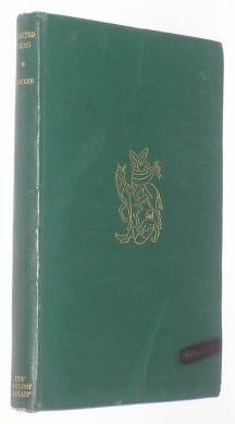 Selected Poems Flecker Martin Secker 1934
