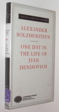 One Day In The Life of Ivan Denisovich Solzhenitsyn 1995