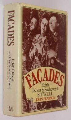 Facades The Sitwells John Pearson Macmillan 1978
