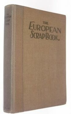 The European Scrap Book Wise 1928