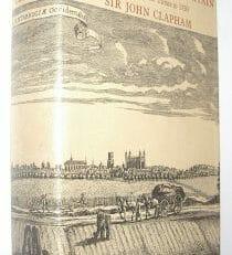 A Concise Economic History of Britain Clapham Cambridge 1957