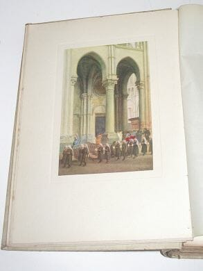 An Inland Voyage R L Stevenson Rooke Special Edition Chatto & Windus 1908
