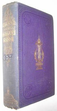The Works Of Thomas Hood Volume 2 Edward Moxon 1862
