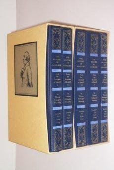The History Of England From The Accession of James II Macaulay Folio Society 1990