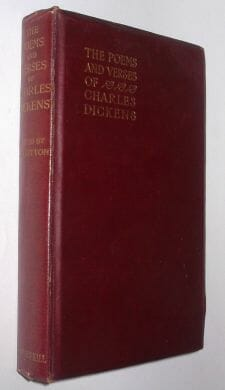 Poems and Verses of Charles Dickens Kitton 1903