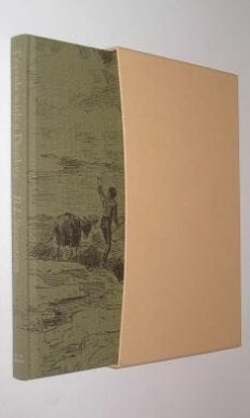 Travels With A Donkey In The Cevennes Stevenson Folio Society 1992