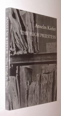 The High Priestess Anselm Kiefer Thames and Hudson 1989