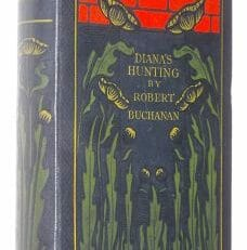 Diana's Hunting Robert Buchanan Fisher Unwin 1895