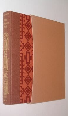 Parkman Francis The Oregon Trail Folio Society 1973