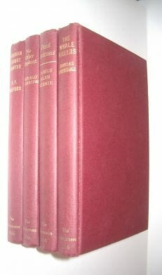 4 Volumes Adventurers Club Walford Sparrow Rennie Liversidge 1962-64