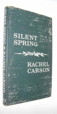 Silent Spring Rachel Carson Readers Union Hamish Hamilton 1964