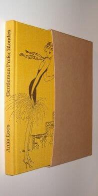 Gentlemen Prefer Blondes Anita Loos Folio Society 1985