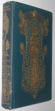 The Works of William Shakespeare Volume I Newnes 1896
