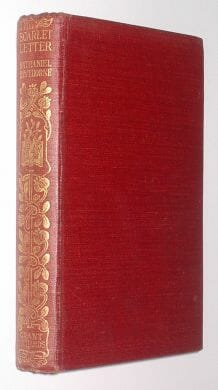 The Scarlet Letters Hawthorne Grant Richards 1903
