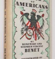 A Book Of Americans Benet Holt Rinehart Winston 1961