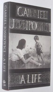 A Life Gabriel Josipovici  EJPS 2001
