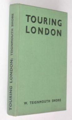 Touring London Teignmouth Shore Batsford 1930