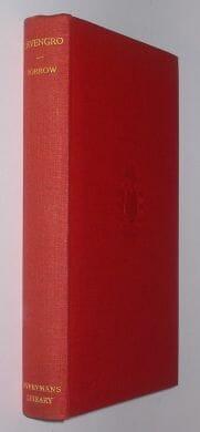 Lavengro George Borrow Dent 1939