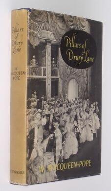 Pillars Of Drury Lane Macqueen-Pope Hutchinson 1955