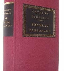 Framley Parsonage Anthony Trollope Everymans Library 1994