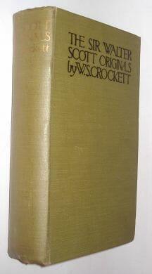 The Sir Walter Scott Originals Crockett Foulis 1912