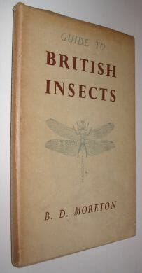 Guide To British Insects Moreton Macmillan 1950