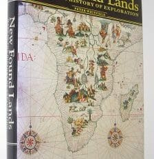 New Found Lands History Of Exploration Maps Whitfield 1998